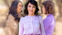 Tras 47 años de carrera, Laura Flores encuentra en 'Fuego Ardiente' a una de sus hijas preferidas