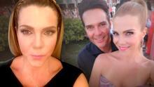 Gaby Crassus, esposa del actor Rodrigo Mejía, lo despide con desgarrador mensaje