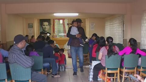 Un oasis en el viaje: el albergue San Juan Bosco, en Nogales, ha atendido a más de un millón de migrantes en 35 años