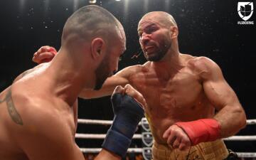 En fotos: Malignaggi perdió ante Lobov en BKFC y desató una guerra entre Cejudo y Lomachenko