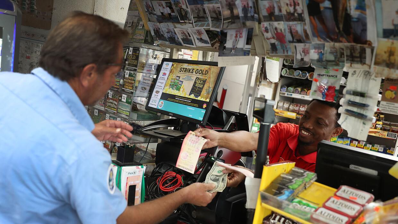 La mala suerte de un ganador de la lotería que murió sin reclamar el premio
