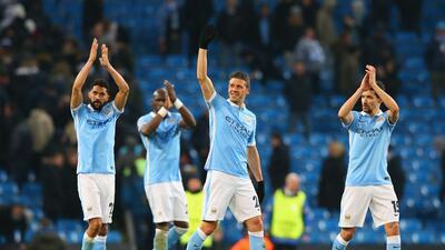 Manchester City avanza a cuartos de final de la UCL por primera vez en su historia