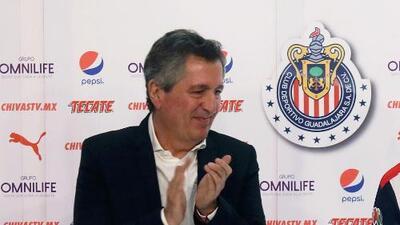 ¡Rendido a sus pies! El presidente de Chivas elogió a Rafa Márquez