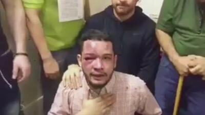 Reprimen con violencia una protesta de presos políticos en una cárcel de Venezuela
