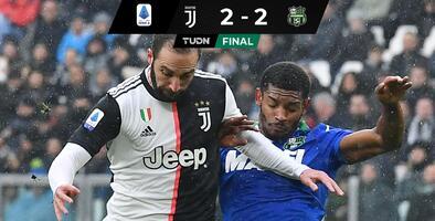 Expone Juventus liderato en Italia