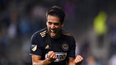 Efectivo y letal para Philadelphia Union, el brasileño Ilsinho es el Jugador de la Semana