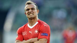 Shaqiri da positivo, pero el Suiza-Croacia no se suspende