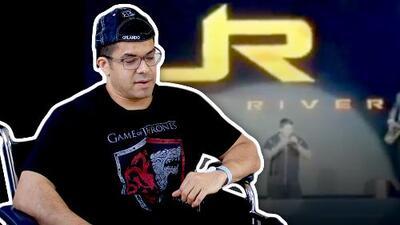 Jerry Rivera fue operado con éxito de la rodilla que se lastimó, luego de su caída en Ecuador