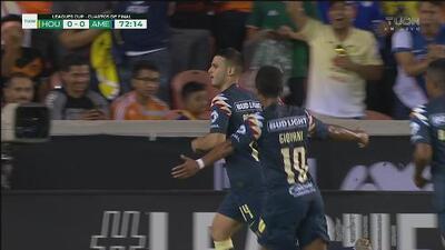 América abre el marcador 1-0 con golazo firmado por Nicolás Benedetti