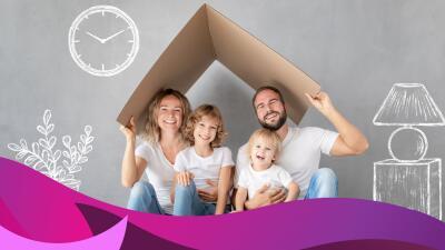 Descubre cómo tu casa influye en tu felicidad