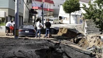 Al menos ocho muertos y decenas de desaparecidos deja un terremoto de 6.7 al norte de Japón