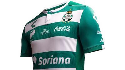 263c1edf40 Camiseta Oficial de Santos Laguna de la Liga MX