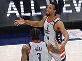 Los Wizards sacan la casta y evitan ser barridos por Philadelphia