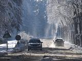 ¡Peligro de accidente! Aprende a detectar el hielo en la carretera