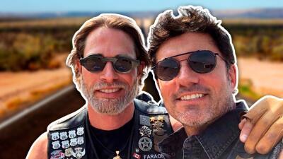 Odisea de amigos: Sebastián Rulli recorrerá 952 millas en un viaje que le tomó un año planear