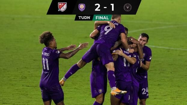 Pese a asistencia de Pizarro, Orlando City saca apretado triunfo