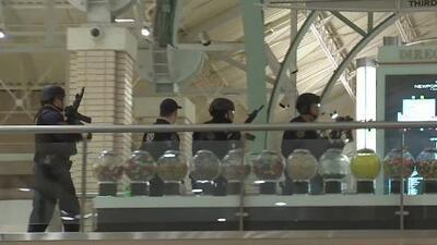 Caos y pánico provocó tiroteo en centro comercial de Jersey City: hay dos personas en condición crítica