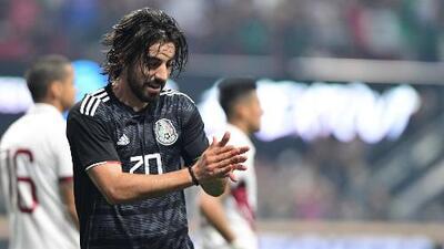 Para el 'Perro' Bermúdez a Rodolfo Pizarro le da orgullo ponerse la camiseta del Tri