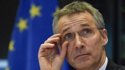 "OTAN denuncia ""escalada inquietante"" de acción militar rusa en Siria"