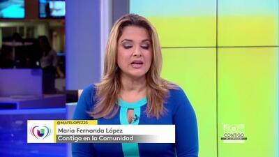 Contigo en la Comunidad - María Fernanda López nos presenta la segunda parte de su reportaje acerca del tráfico humano en nuestra ciudadad.