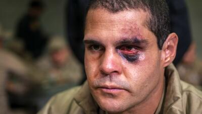 'El Chapo' y sus primeros días en Almoloya: el capítulo 6 de la serie en imágenes
