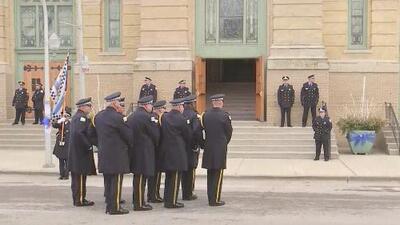 Chicago se prepara para darle el último adiós al comandante de policía Paul Bauer