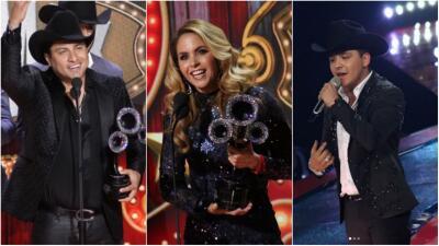 Julión Álvarez reaparece: gana premios, canta con Ricardo Montaner y se toma fotos con Lucero