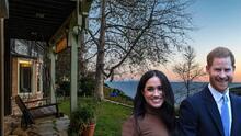 En fotos, el mini palacio que Mel Gibson vendió en Malibú (y que vinculan con Meghan Markle y Harry)