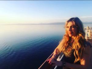Lorena Tassinari, la actriz que se enamoró del 'rey de la tortilla'