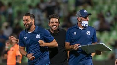 Larcamón: Los hinchas del Puebla pueden soñar con este equipo