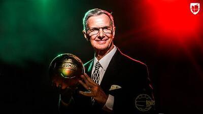 Balón de Oro: Enrique Borja, reconocimiento a la trayectoria