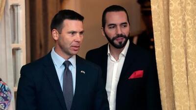 El Salvador firma acuerdo con EEUU para combatir la migración irregular, pero no será 'tercer país seguro'