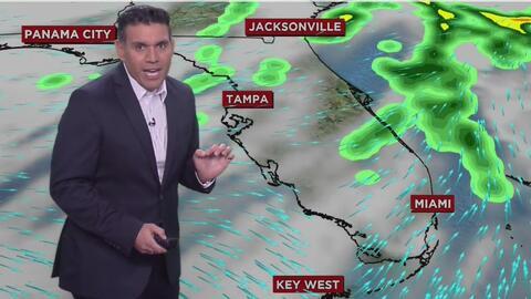Ventana al Tiempo: Miami tendrá una noche con vientos y cielos mayormente nublados