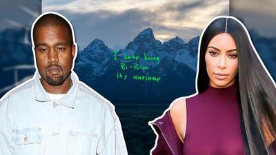 Kim Kardashian revela que lloró y discutió con Kanye West por su nuevo álbum