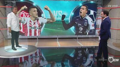 """Raúl Arias: """"La partida de Brian Fernández le puede pesar anímicamente a Necaxa"""""""