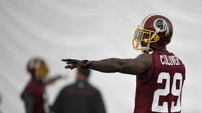 La NFL suspendió un juego sin paga al esquinero de los Washington Redskins, Chris Culliver