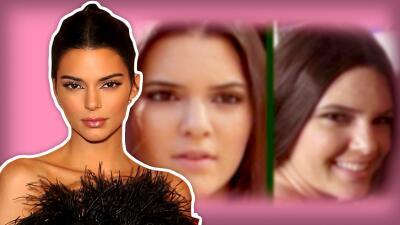 La triste revelación de Kendall Jenner al compartir su fotografía del #10yearschallenge