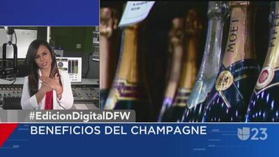 #LoreTip: beneficios del champagne