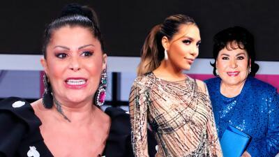Como Alejandra Guzmán no responde, Frida Sofía acepta el amor de madre de Carmen Salinas