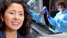 La juez Lina Hidalgo gana premio nacional por su respuesta a la crisis del coronavirus
