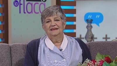 """""""Yo pensé que ya me habían olvidado"""": Martica, 'la del café', recibió un grato reconocimiento tras 29 años en Univision"""