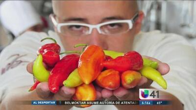 Arte culinaria ecuatoriana en la ciudad que nunca duerme