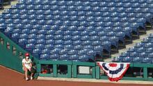 Phillies suspenden prácticas tras dos positivos a COVID-19