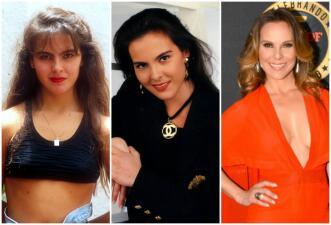 Kate del Castillo, su transformación a través de los años
