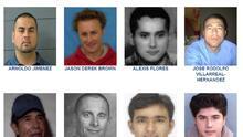 Esta es la lista de los fugitivos más buscados en 2021 por el FBI (con recompensas de hasta 20 millones)