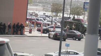 Se reportan al menos 19 muertos tras el tiroteo en un centro comercial de El Paso, Texas