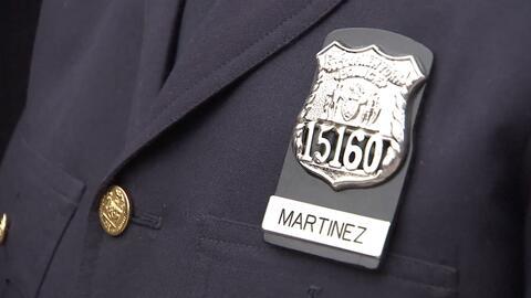 Aumenta el numero de latinos en el NYPD para el 2019