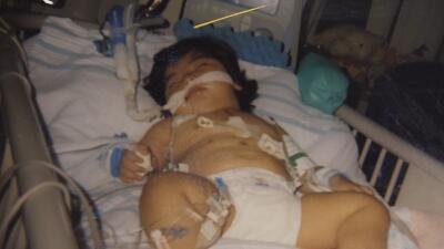 Ariam: la niña de 14 años que reta al tiempo y a la muerte