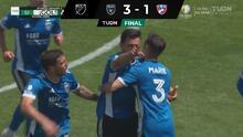 Gol de Alanís y asistencia de Fierro: Earthquakes venció a FC Dallas