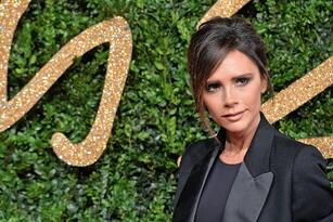 LONDON, ENGLAND - NOVEMBER 23: Victoria Beckham attends the British Fashion Awards 2015 at London Coliseum on November 23, 2015 in London, England. (Photo by Anthony Harvey/Getty Images)